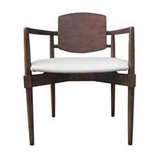Lucida Leather Armchair