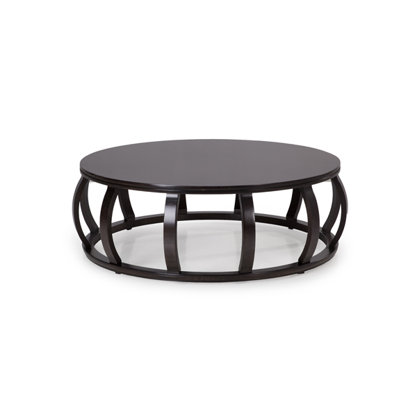 "48"" Round Low Cocktail Table"