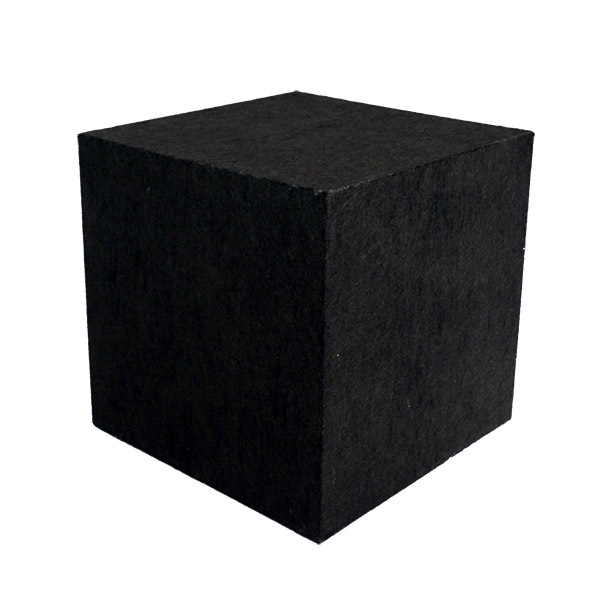 "The 1088 Collection 18"" Cube Stool"
