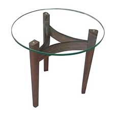 """Catalina 22"""" End Table"""