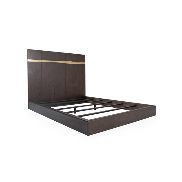 Sierra Rise Cal King Platform Bed