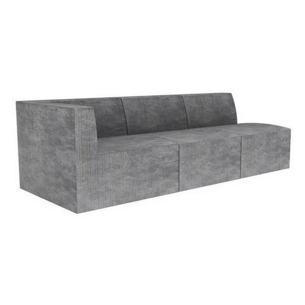 "Hilbert 97"" Left Arm Sofa"
