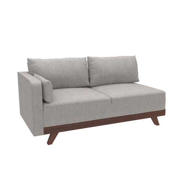 "63"" Left Arm Loveseat"