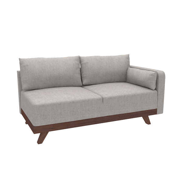 "63"" Right Arm Loveseat"