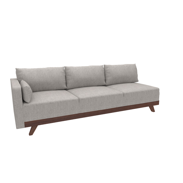 "93"" Left Arm Sofa"